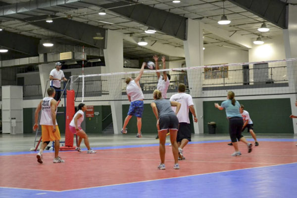 WF Volleyball Tournament